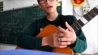 (GPT guitar school) Bài 16C HƯƠNG ĐÊM BAY XA ( guitar cùng Hari won )