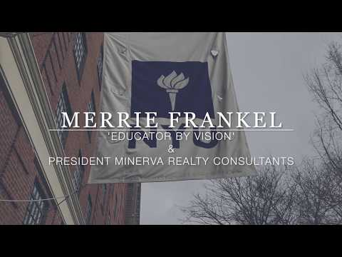 Learning and teaching at NYU – Merrie Frankel