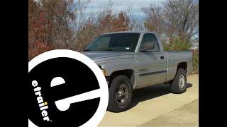 Trailer Brake Controller Installation - 2001 Dodge Ram - etrailer.com