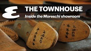 Moreschi Italian Shoes: Inside the Townhouse 2018