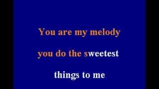 Natalie Cole - Mr Melody - Karaoke