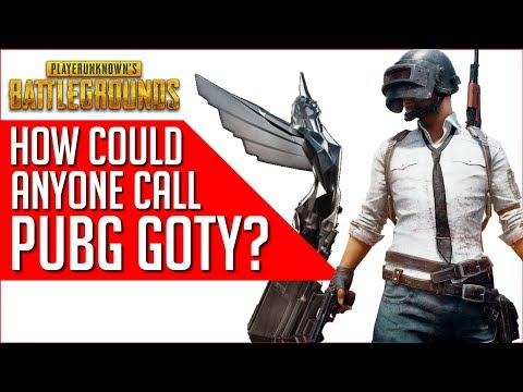 Game of The Year To A Broken, Early Access Game? PUBG GOTY Triggers The Internet