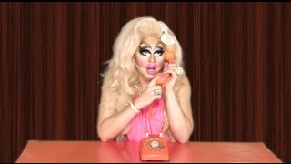 Trixie Mattel on Ring My Bell