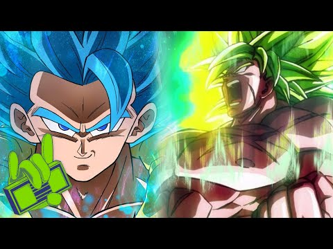 Dragon Ball Super Movie  - Broly Vs. Gogeta | Epic Rock Cover