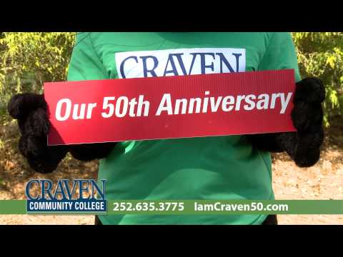 Craven Community College Call for Alumni