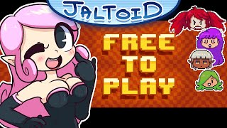 Free To Play - Jaltoid Cartoons(Enjoy our Cliche MMORPG online Free to play anime boob video game!!! (not real) SUBSCRIBE! http://bit.ly/jaltoidsubscribe Best of Jaltoid: http://bit.ly/jaltoidbest ..., 2013-11-20T20:00:02.000Z)