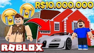 1 Milliarde REAL YOUTUBERS HAUS in ROBLOX