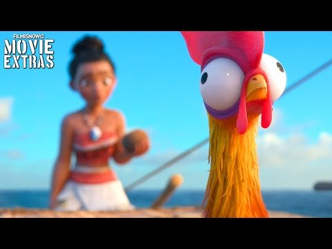 Moana - Ultimate Clip Compilation [Blu-Ray/DVD 2017]
