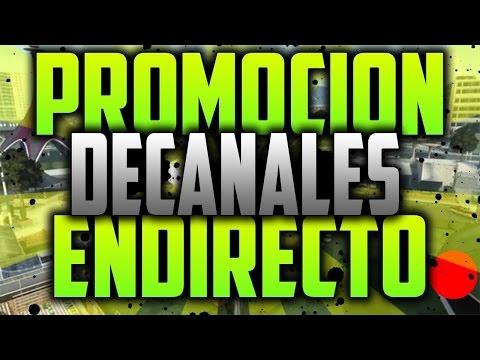 Promoción de canales 4