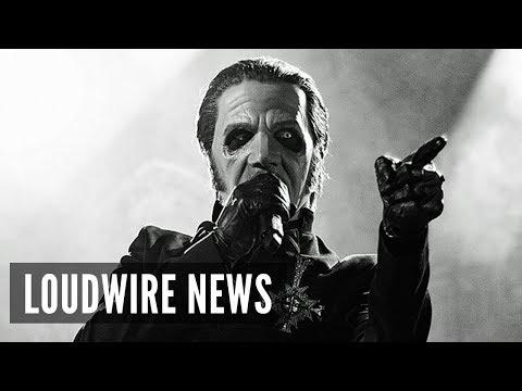 Ghost: New Album Will Be 'Darker' + 'Heavier' Than 'Prequelle'