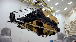 NASA's James Webb Space Telescope Arrives at Northrop Grumman Aerospace Systems in California