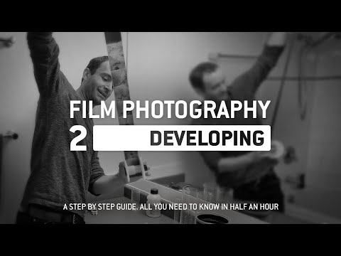 Film Photography Intro Pt.2: Developing Black and White Film