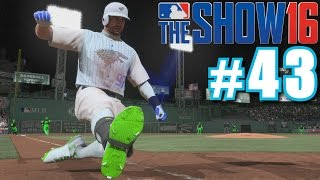 playing gabe from softball   mlb the show 16   diamond dynasty 43