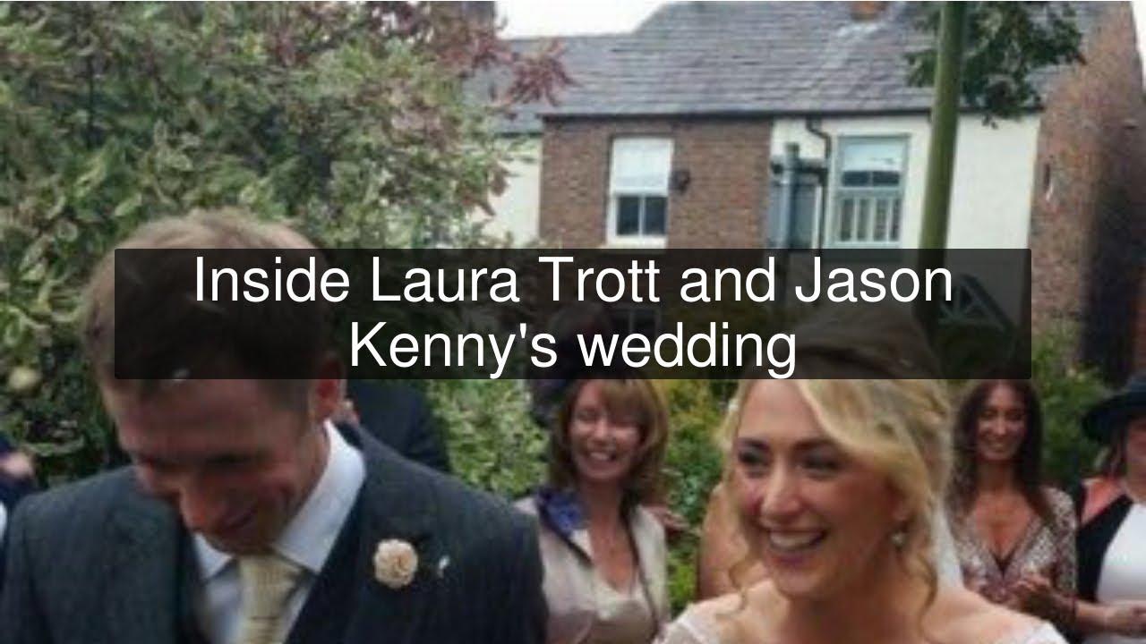 Inside Laura Trott And Jason Kenny S Wedding