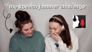 the speech jammer challenge | you need to try this