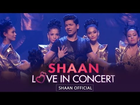 Shaan Love In Concert 2018