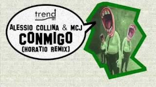 TREND001: Conmigo EP (Alessio Collina, MCJ, Horatio)