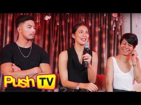 Push TV:Gaano ka-sexy ang trending upcoming movie na 'Glorious'?