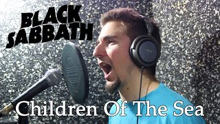 Black Sabbath - Children Of The Sea (Vocal Cover by Eldameldo feat. Aggelos on backing vocals)