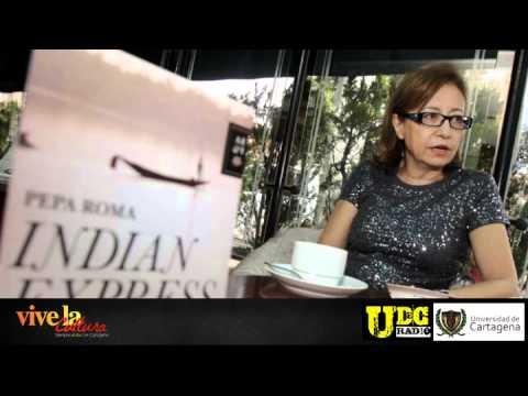 Entrevista en UdeC, radio de la Universidad de Cartagena.