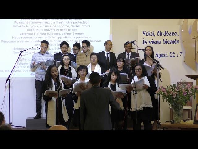 Chant en malgache - Fanantenana