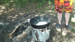 видео Казан (чугунный) ржавеет: что делать, как очистить от нагара, убрать ржавчину
