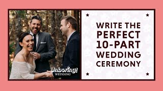 A Wedding Ceremony for 2019: Write and Officiate the Perfect Ceremony (Like a Pro)