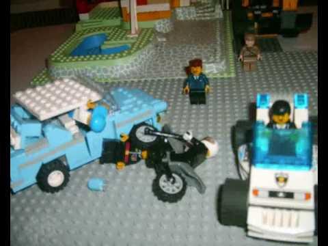 Car Accident Statistics >> (Old Video) Lego Short Car Crash - Depeche Mode World In My Eyes - YouTube