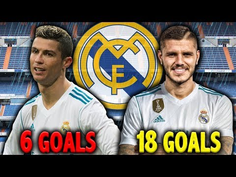 Can €110M Mauro Icardi SAVE Real Madrid's Season?! | Continental Club