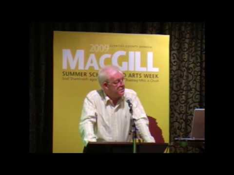 Download Youtube: 2009 Mr Colm McCarthy