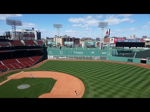 The Fenway Park Experience