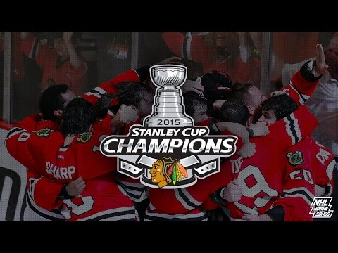 Chicago Blackhawks 2015 Stanley Cup Win Horn ᴴᴰ