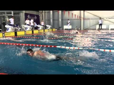Armenian National Championship Of Swimming 2016