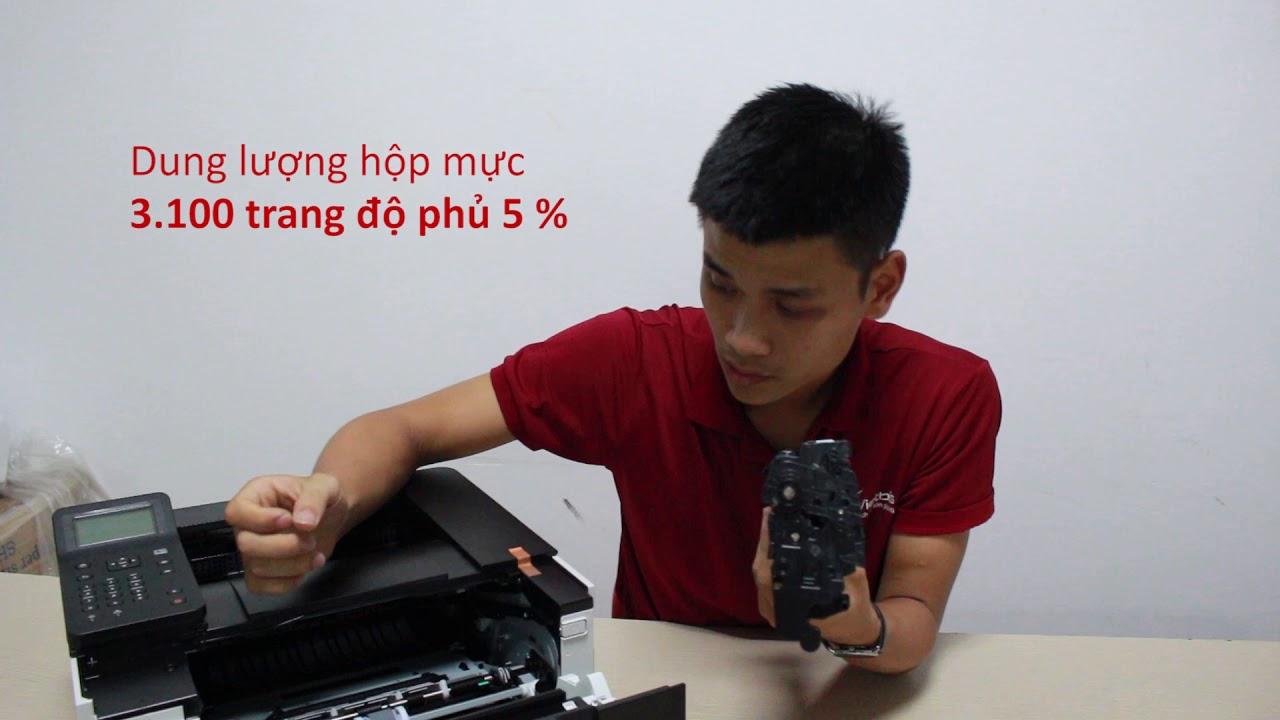 Canon LBP212dw khác Canon LBP214dw ở điểm nào ? - YouTube