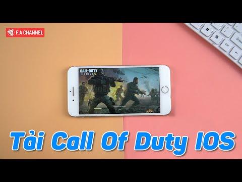 Hướng Dẫn Tải Game Call Of Duty Cực Đơn Giản Trên iPhone, iPad!