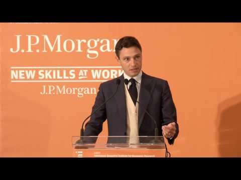 Saluti introduttivi - Guido Nola, Senior Country Officer, J.P.Morgan Italia