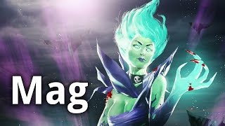 Mag Death Prophet - Virtus Pro Polar vs Alliance - Starladder 11
