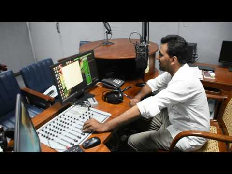 Live Show at FM 95 ISLAMABAD