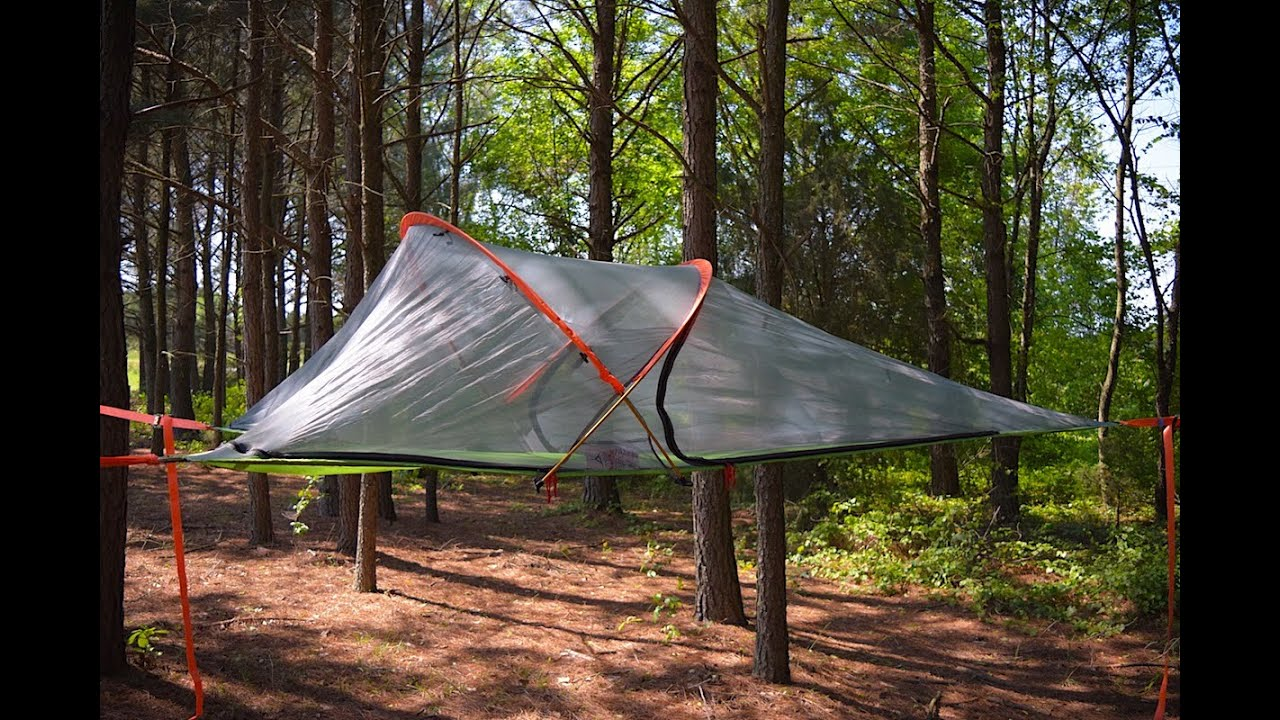 & Tentsile Connect Tree Tent - YouTube