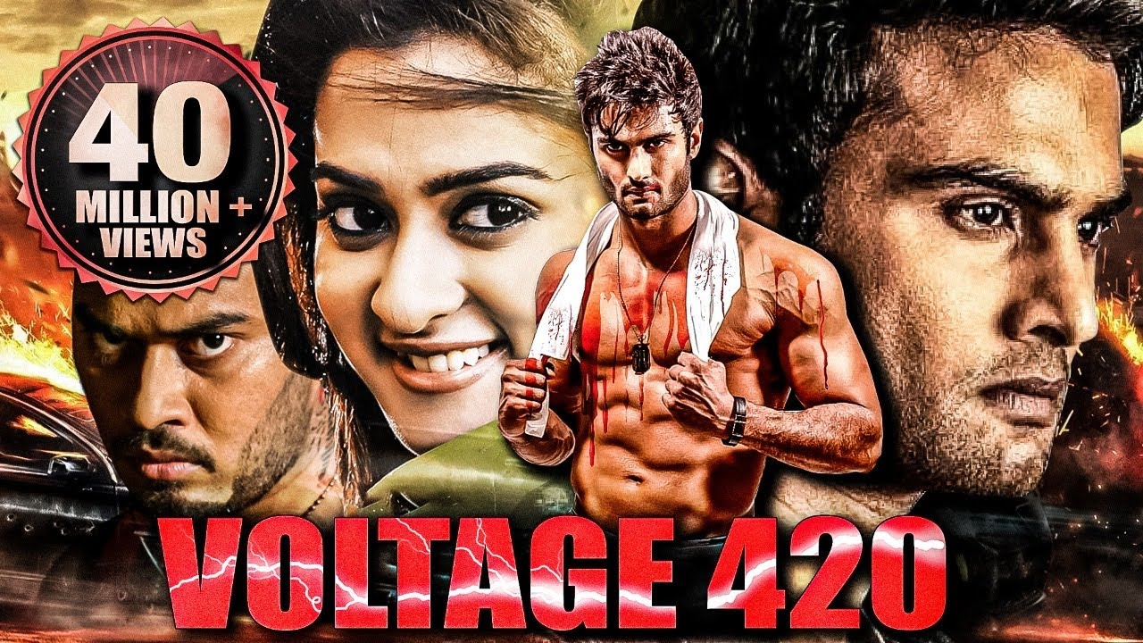 Voltage 420 (Krishnamma Kalipindi Iddarini) 2019 New Released Full Hindi Movie | Sudheer Babu