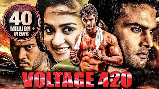 Voltage 420 (Krishnamma Kalipindi Iddarini) 2019 New Released Full Hindi Movie | Sudheer Babu thumbnail