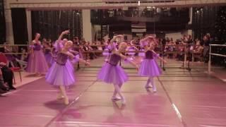 Школа балета для детей в Москве.Уроки балета для детей.