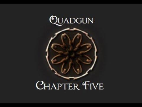 Quadgun: Chapter 5 - Progressive Audiobook Epic Steampunk