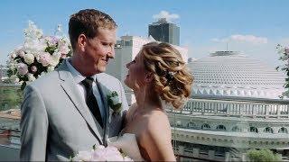 Русско-американская свадьба | Ведущий Марат Бровкин