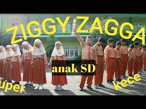 ZIGGY ZAGGA CHALLENGE Kelas 4A Bilingual SD-IGS Malang #Ziggyzaggachallenge #Genhalilintar