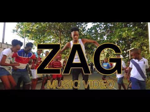 Quan De Artist - ZAG [Official  Music Video]