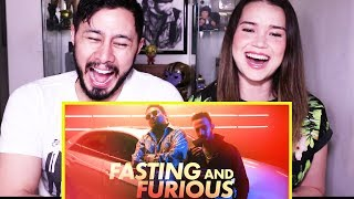 JORDINDIAN - FASTING & FURIOUS | Music Video Reaction!