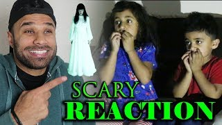 MY KIDS WATCHED THE SCARY VIDEO  |  Rahim Pardesi