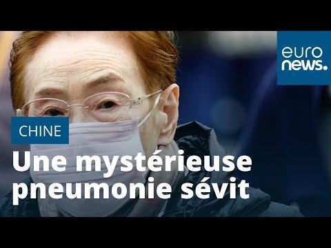Mystérieuse pneumonie en Chine: de nouveaux cas recensés