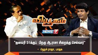 Viyugam 01-12-2018 Interview with R.Raja – News7 Tamil TV Show